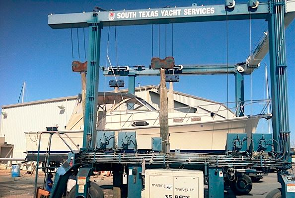 South Texas Yacht Service upgrades to PierVantage