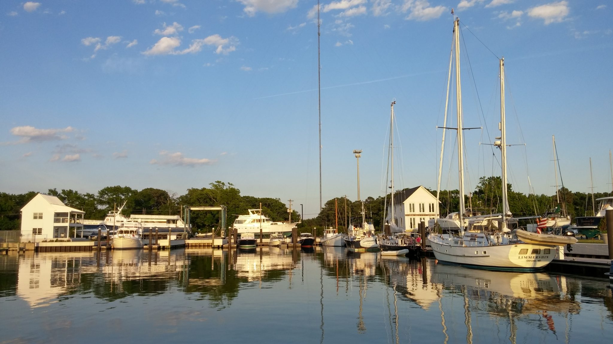 Cape Charles Yacht Center selects PierVantage for Boatyards